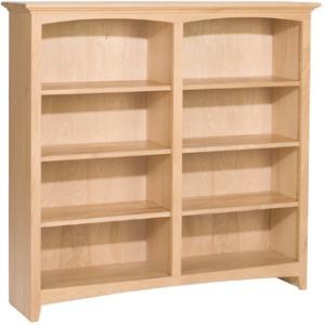 48x48 McKenzie Alder Bookcase