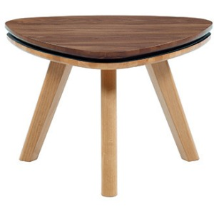 """DUET Addi Low Cocktail End Table (16.5""""H)"""