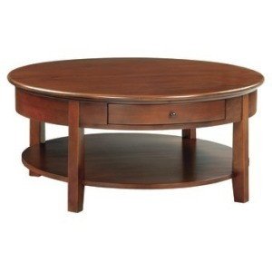 "GAC McKenzie 40"" Round Cocktail Table"