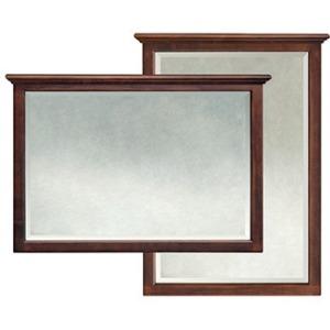 McKenzie Beveled Mirror - Caffe