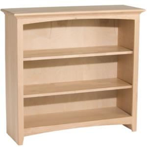 36x36 McKenzie Alder Bookcase