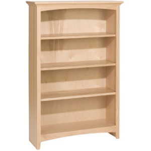 48x30 McKenzie Alder Bookcase