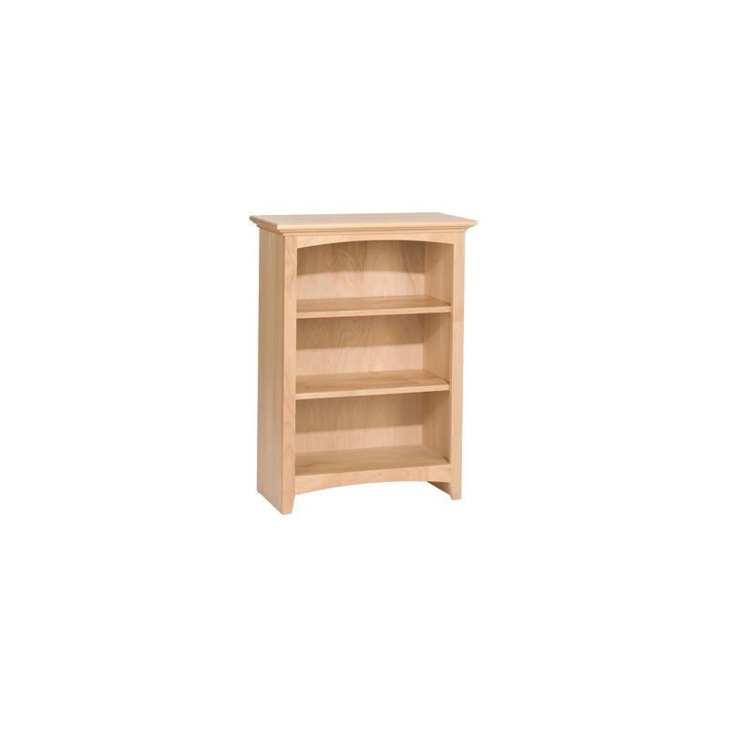 36x24 McKenzie Alder Bookcase
