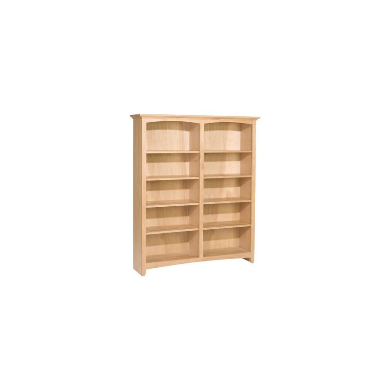 60x48 McKenzie Alder Bookcase