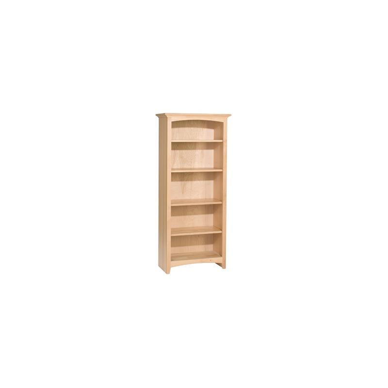 60x24 Mckenzie Alder Bookcase