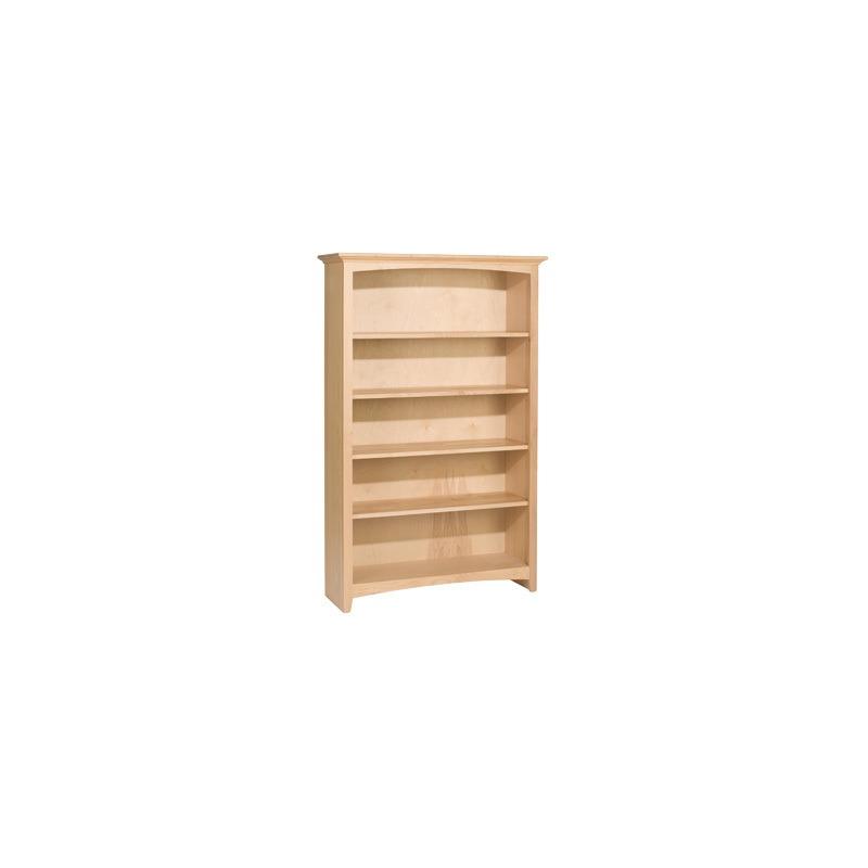 60x36 McKenzie Alder Bookcase