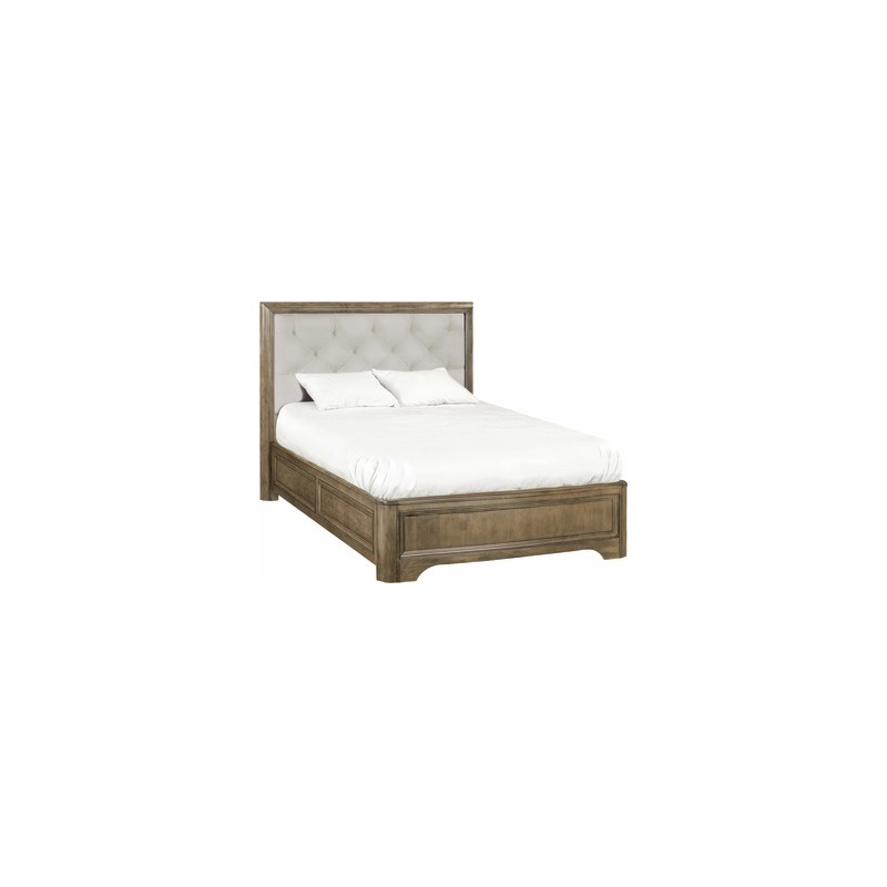 Stonewood Queen Manor Upholstered Bed