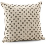 Elegant Jewelled Pillow