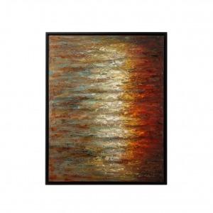 Reflection (framed Oil)