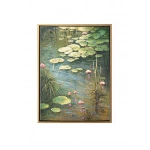 Aqua Lillies