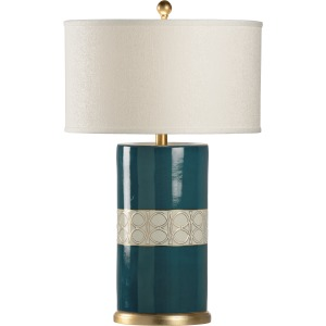 Nelly Lamp - Teal