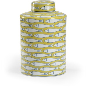 Fish Tail Canister (Lg)