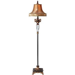 Footed Floor Lamp