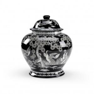 Asian Pine Urn