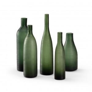 Glass Bottles (set 5)