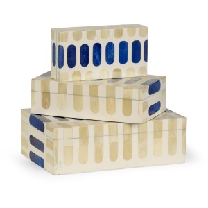 Mozart Boxes - Set of 3