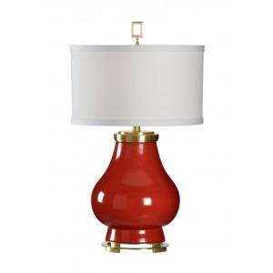 Bella Lamp-color Oxblood