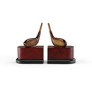 Driver Bookends (pair)