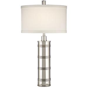 Bound Cylinder Lamp