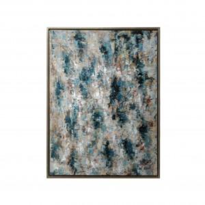 Blue Birch (framed Oil)