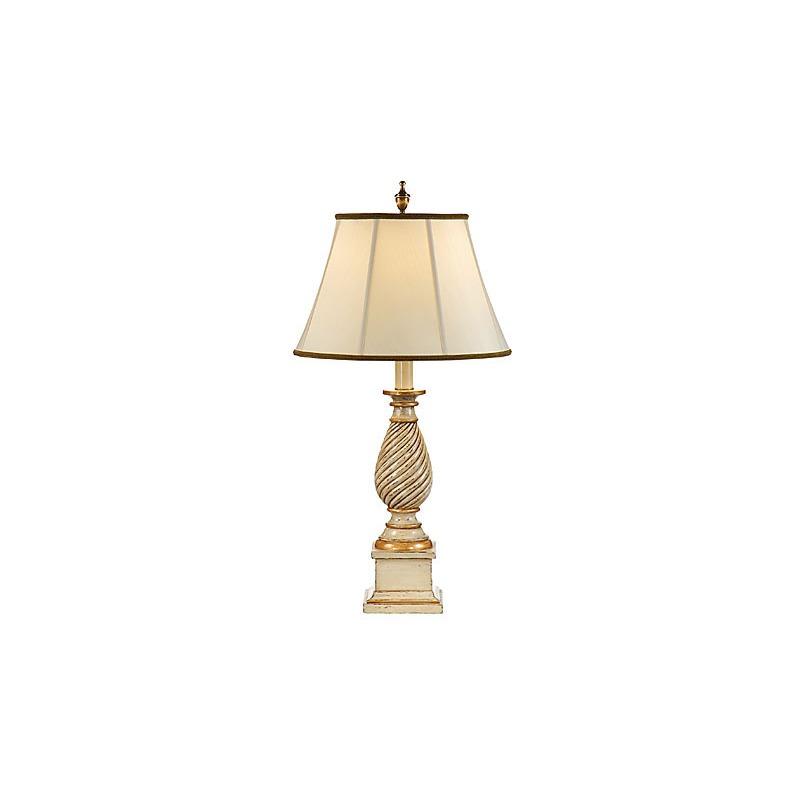 Andiron Post Lamp