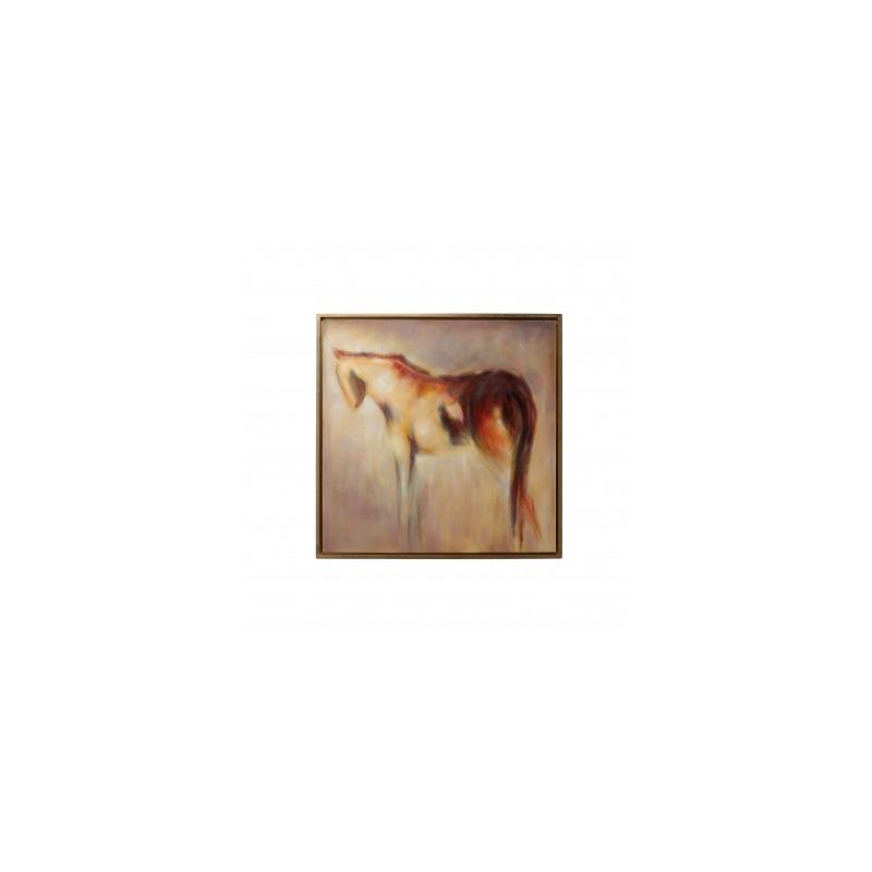 Dakota (framed Oil)