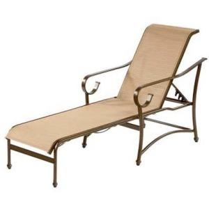 West Wind Sling Chaise Lounge