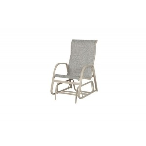 Ocean Breeze Sling High Back Single Glider