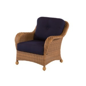 Carolina Wicker Lounge Chair