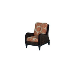 Havana Wicker Lounge Chair