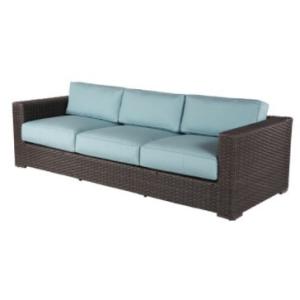 Georgia Wicker Sofa