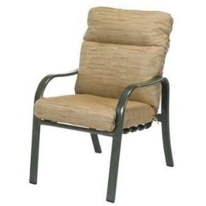 Sonata Cushion Dining Arm Chair