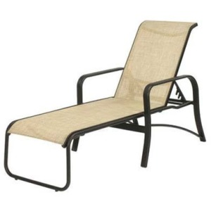 Montego Bay Sling Chaise Lounge