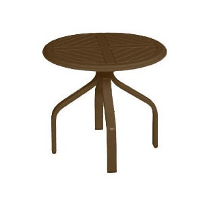 "Newport MGP 19"" Round Side Table"