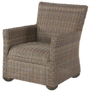 Oxford Woven Lounge Chair
