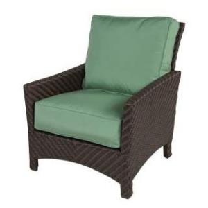 Palmer Wicker Lounge Chair