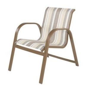 Anna Maria Sling Dining Arm Chair