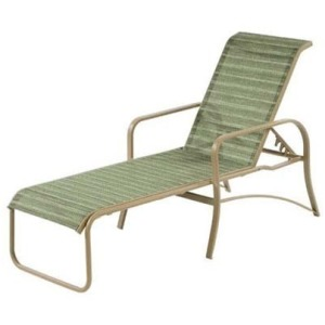 Island Bay Sling Chaise Lounge