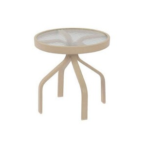 "18"" Round Side Table"