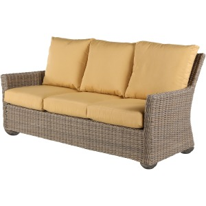 Oxford Wicker Sofa