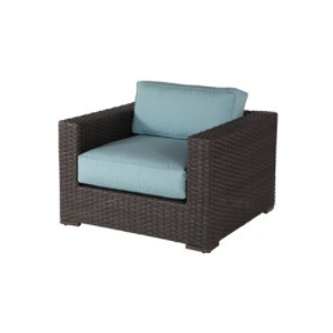 Georgia Wicker Lounge Chair