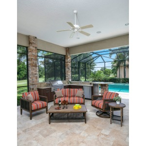 Belize 5 PC Outdoor Furniture Set
