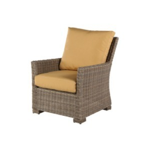 Oxford Wicker Lounge Chair