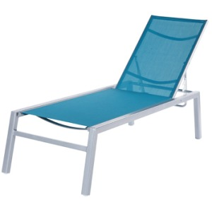 Madrid Sling Chaise Lounge