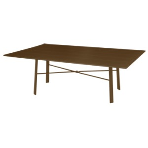 "Newport MGP 24"" x 36"" Rectangular Coffee Table"