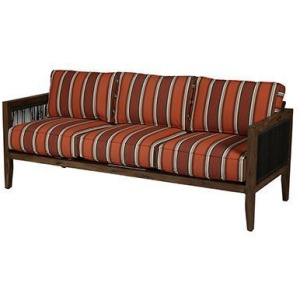 Belize Wicker Sofa