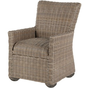 Oxford Woven Dining Arm Chair