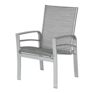 Skyway II Sling Dining Arm Chair