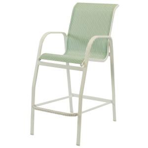 Ocean Breeze Sling Bar Chair with Bolt Thru