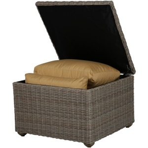 Oxford Wicker Storage Unit